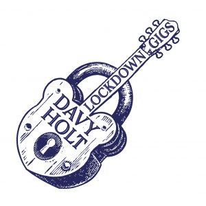 Lockdown Gigs Navy Logo